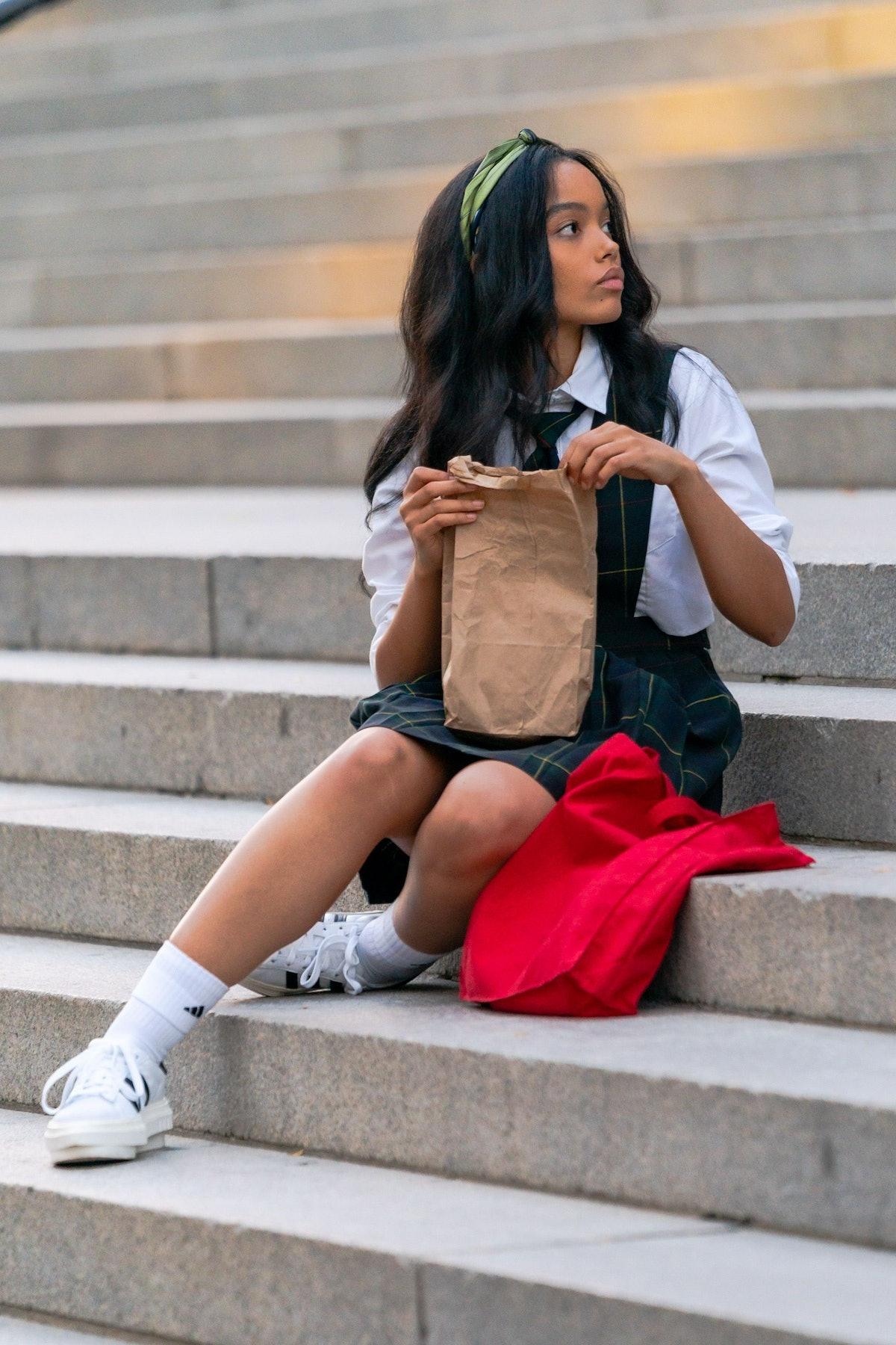 'Gossip Girl' reboot cast on the Met steps