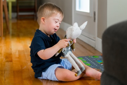 """Boys playing with dolls and other """"girl"""" toys is just fine."""
