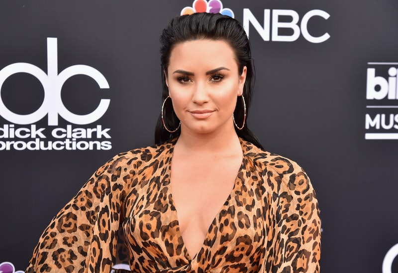 Demi Lovato revealed how she's spending quarantine after ending her engagement with Max Ehrich.