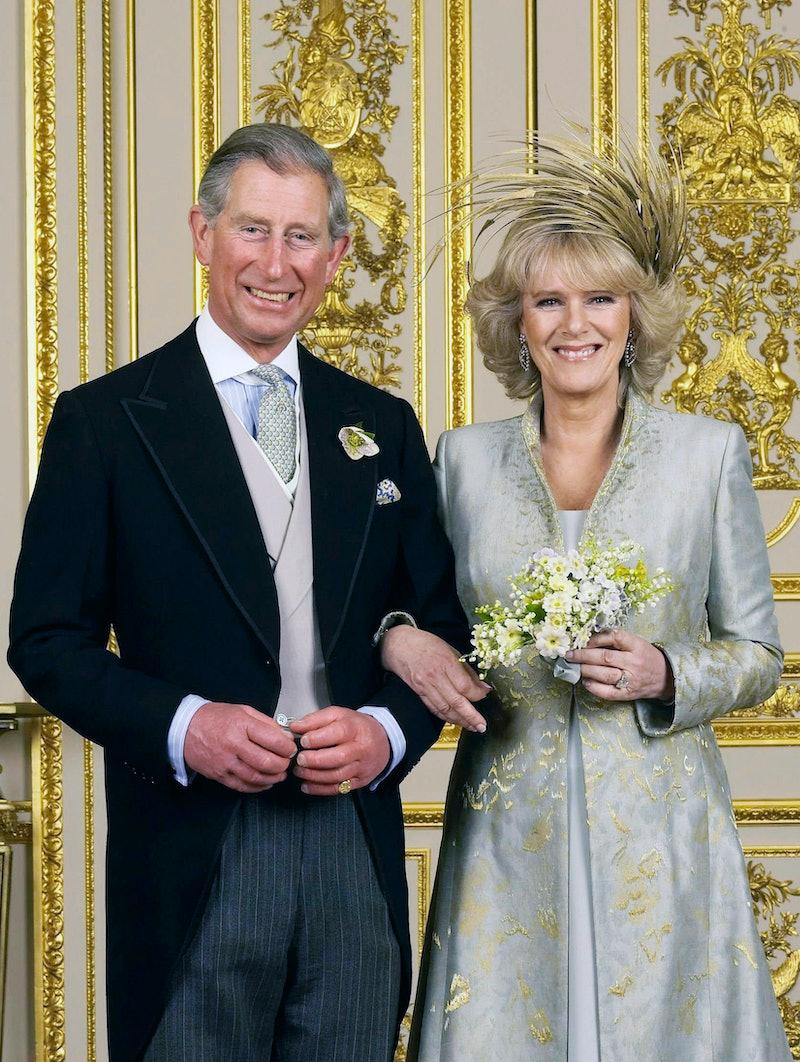 Prince Charles and Camilla Parker Bowles.