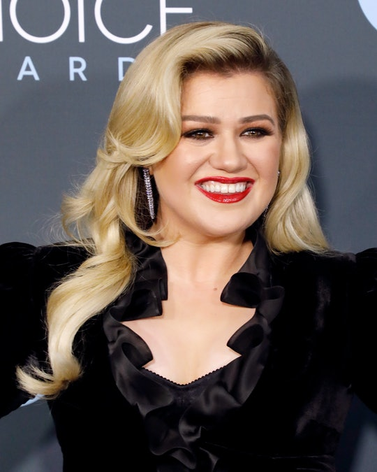 Kelly Clarkson's daughter is already a genius.