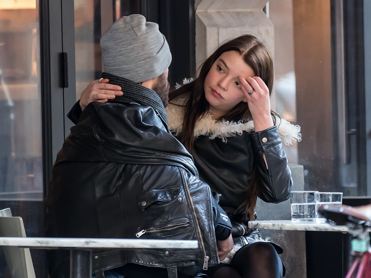 Anya Taylor-Joy's relationship history includes a rumored engagement.