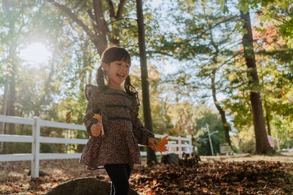 Children that like to play alone may use their imagination to create pretend friends, experts say.