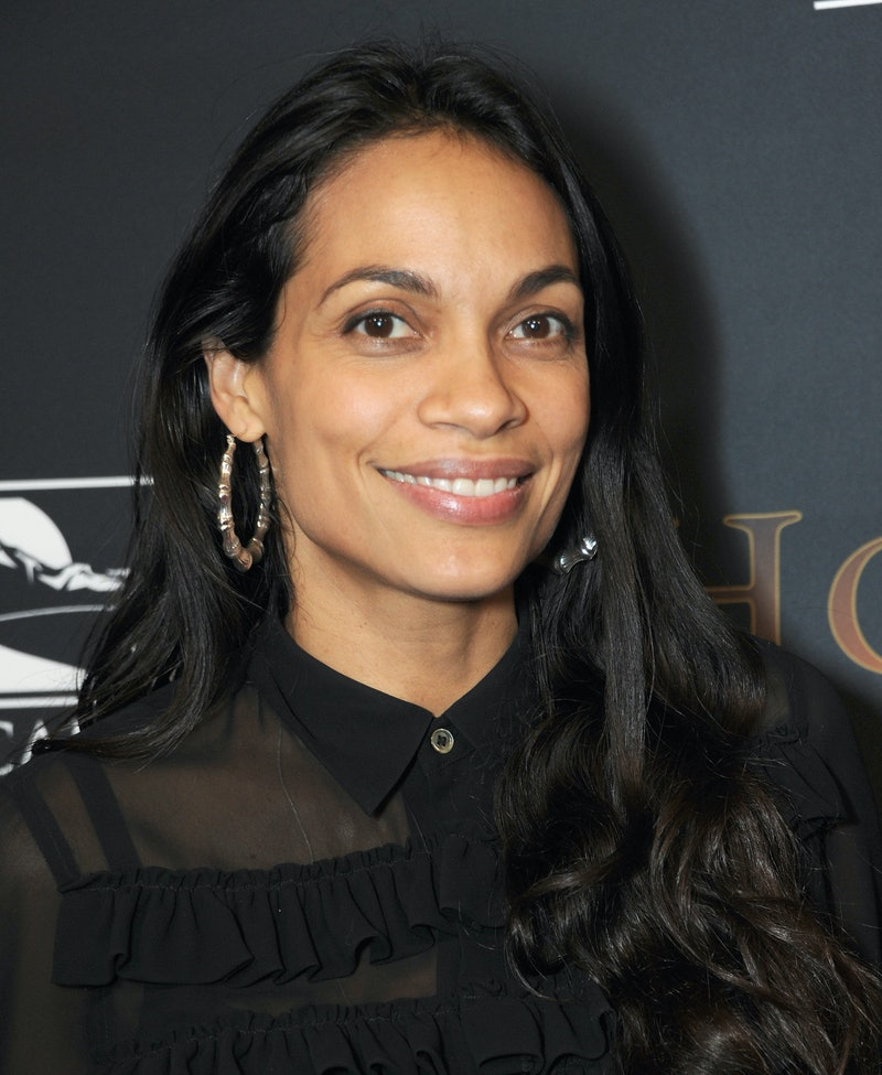 Rosario Dawson, who's rumored to play Ahsoka Tano in 'The Mandalorian' Season 2
