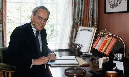 Former Press Secretary to Queen Elizabeth II, Michael Shea.