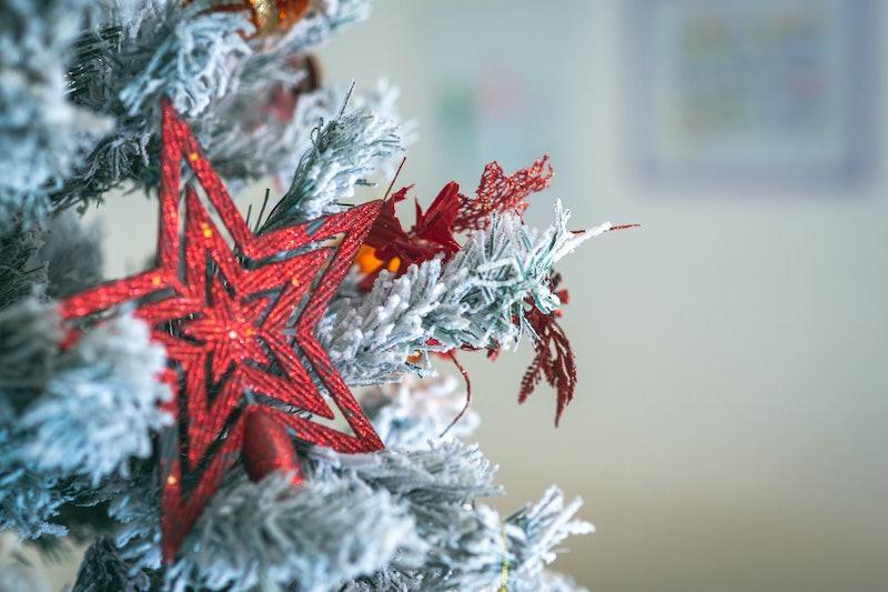 holidays, christmas, tree, decoration