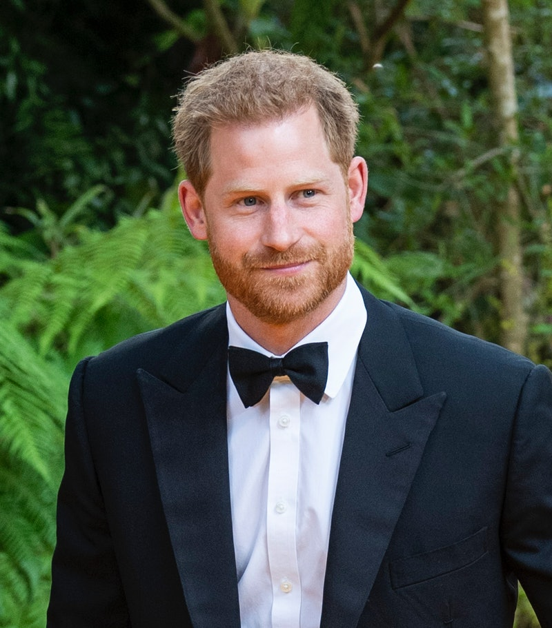 prince harry's strictly come dancing cameo