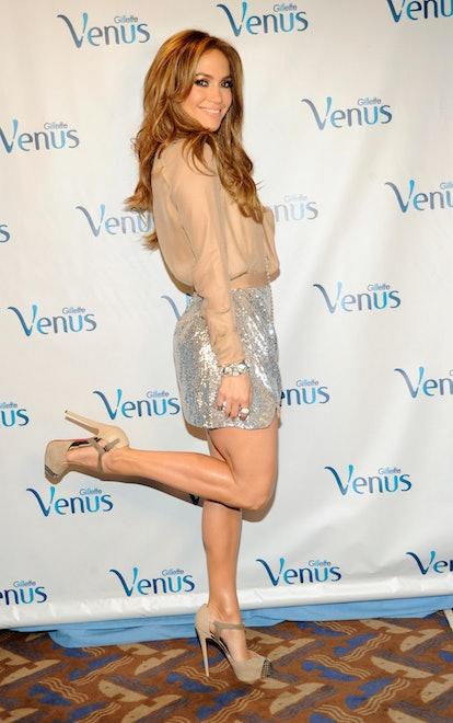 Jennifer Lopez 2000s Trends Platforms