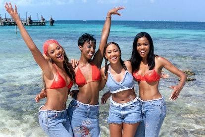 Destiny's Child 2000s Trends Low Rise Jeans