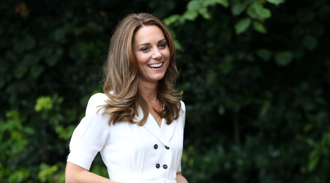 Kate Middleton just debuted blonde hair on Instagram