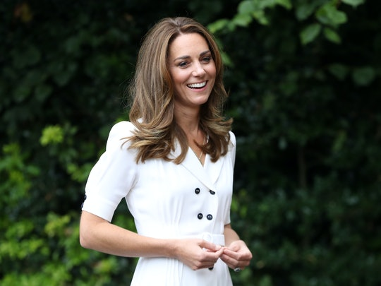 Kate Middleton just debuted blonde hair on Instagram