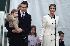 jared kushner, ivanka trump and children