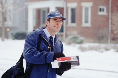 There is a $20 limit on gifts you can give to federal employees, like your mail carrier.