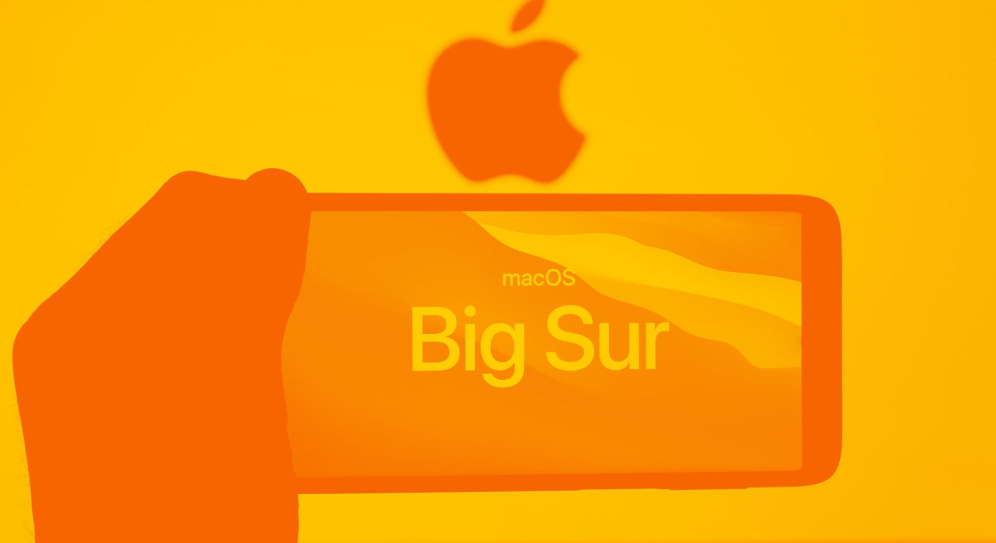 macOS Big Sur picture