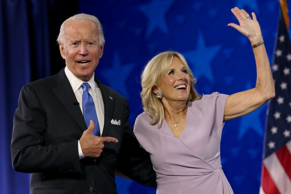 Joe Biden's quotes about Jill prove they're the real deal.