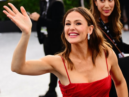 Jennifer Garner is out here scheduling naps like a boss.