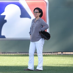 Kim Ng, general manager of the Miami Marlins