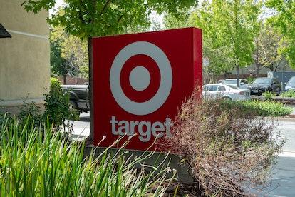 Target storefront.