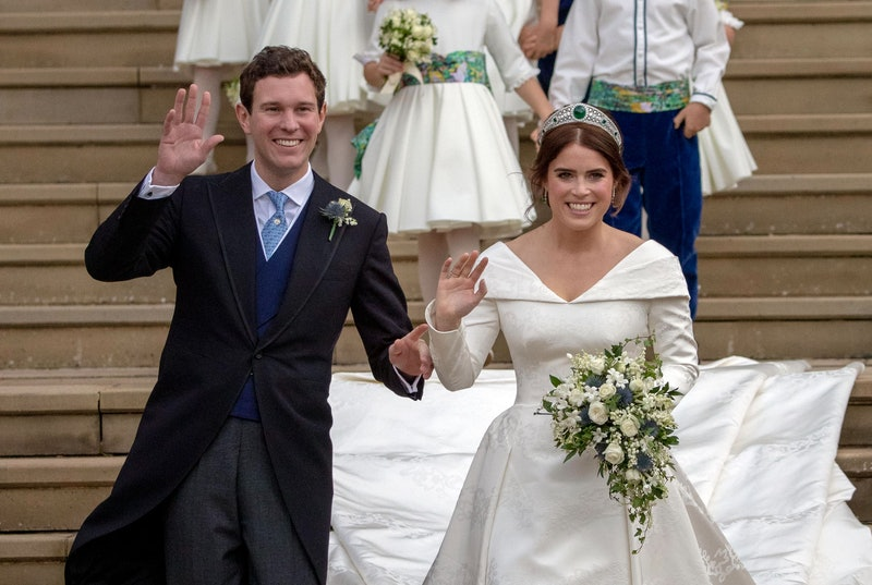 Princess Eugenie and Jack Brooksbank have moved into Megan & Harry's home, Frogmore Cottage