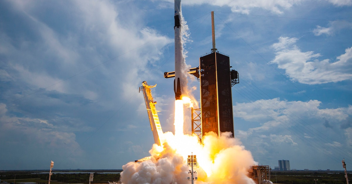 SpaceX is about to break an incredible record for rocket reusability - Inverse