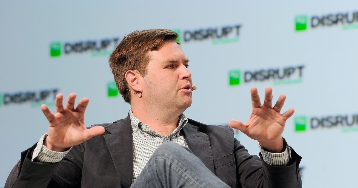 'Hillbilly Elegy' Author J.D. Vance Once Explored Running For Senate