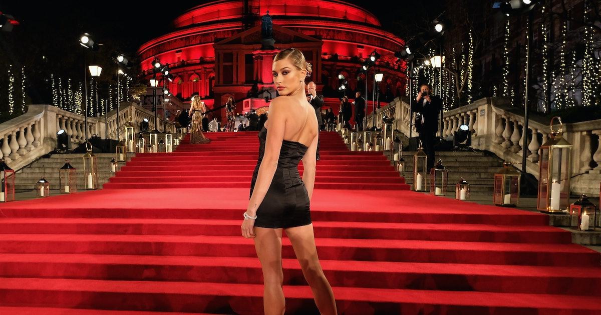 Hailey Bieber's Style Evolution, From Red Carpet Tween to Met Gala Regular