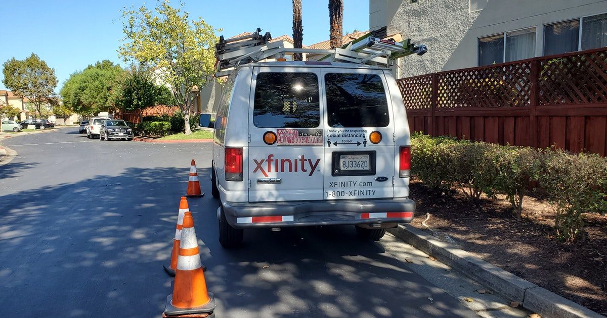 Comcast is about to hit all internet customers with a data cap