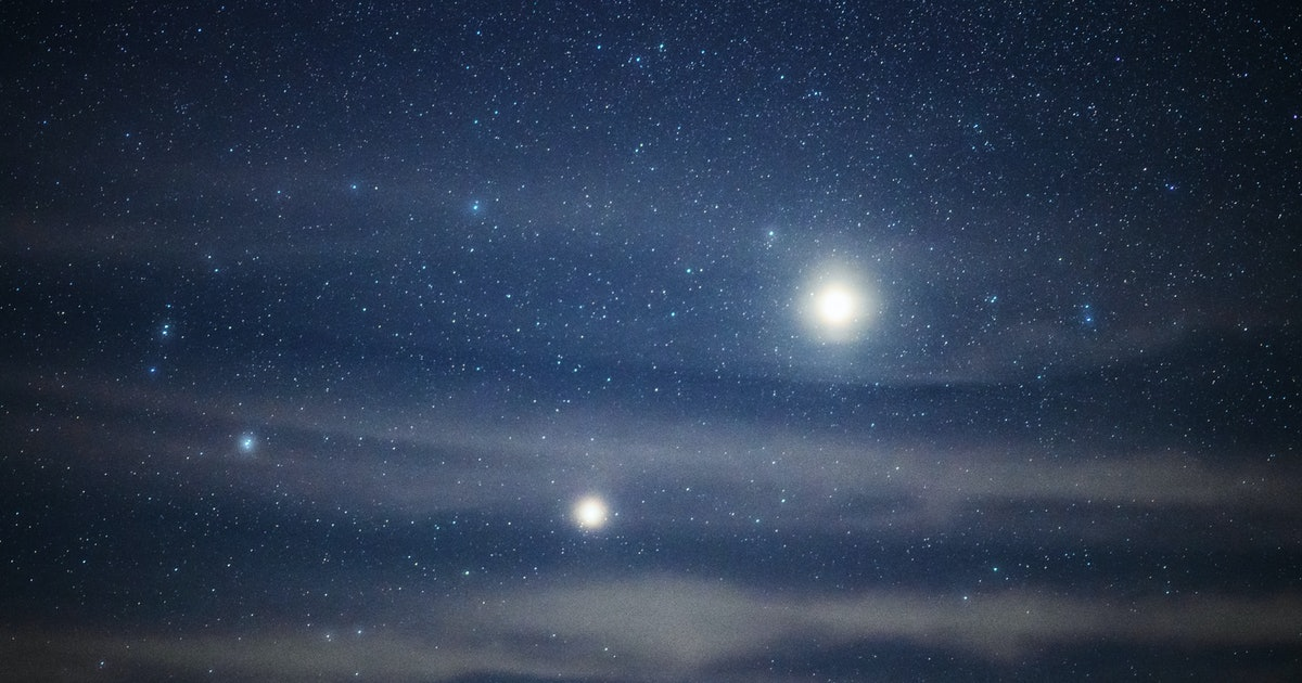 How The Great Conjunction In Aquarius Will Affect the 2020 Holidays