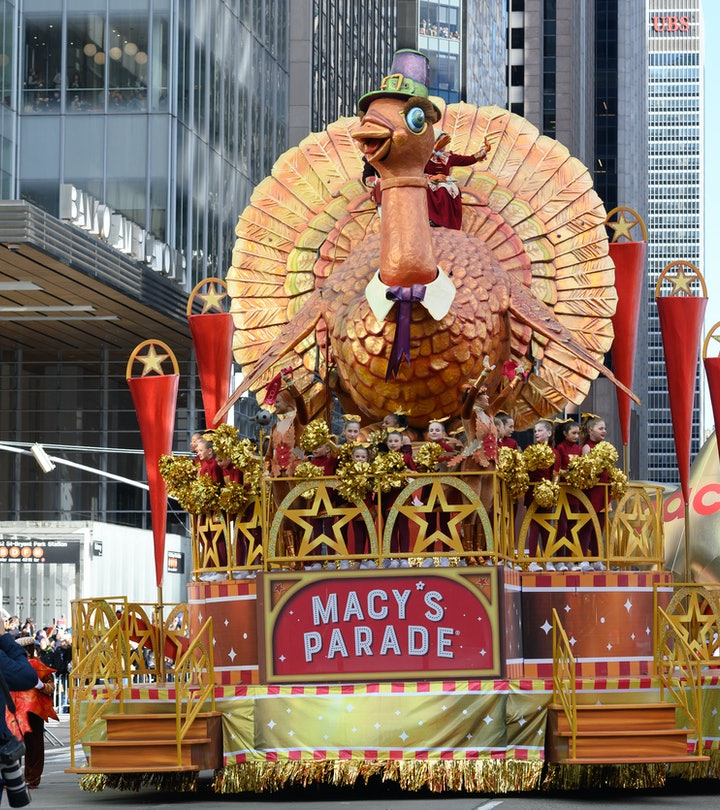 The 2020 Macy's Thanksgiving Day Parade stands to look a bit different this year thanks to the ongoi...