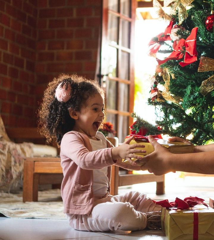 These holiday gift ideas for 3-year-olds will help you put a smile on your child's face this season.