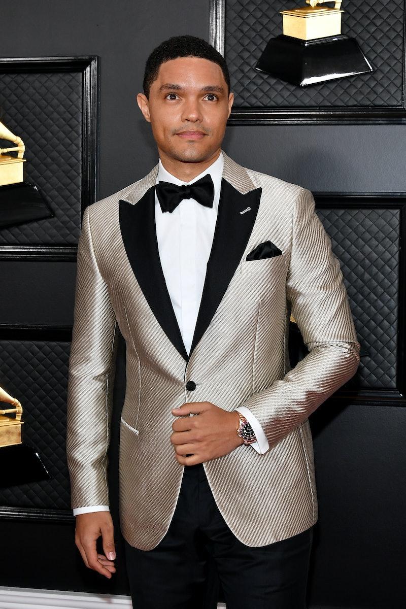 Trevor Noah will host the 2021 Grammy Awards on Jan. 31, 2021.