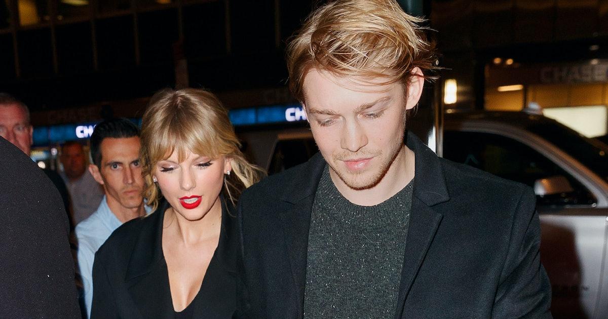Taylor Swift Finally Revealed How Joe Alwyn Helped Make 'Folklore'