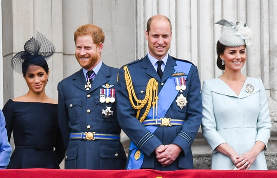 The royal family reacted to news of Meghan Markle's miscarriage.