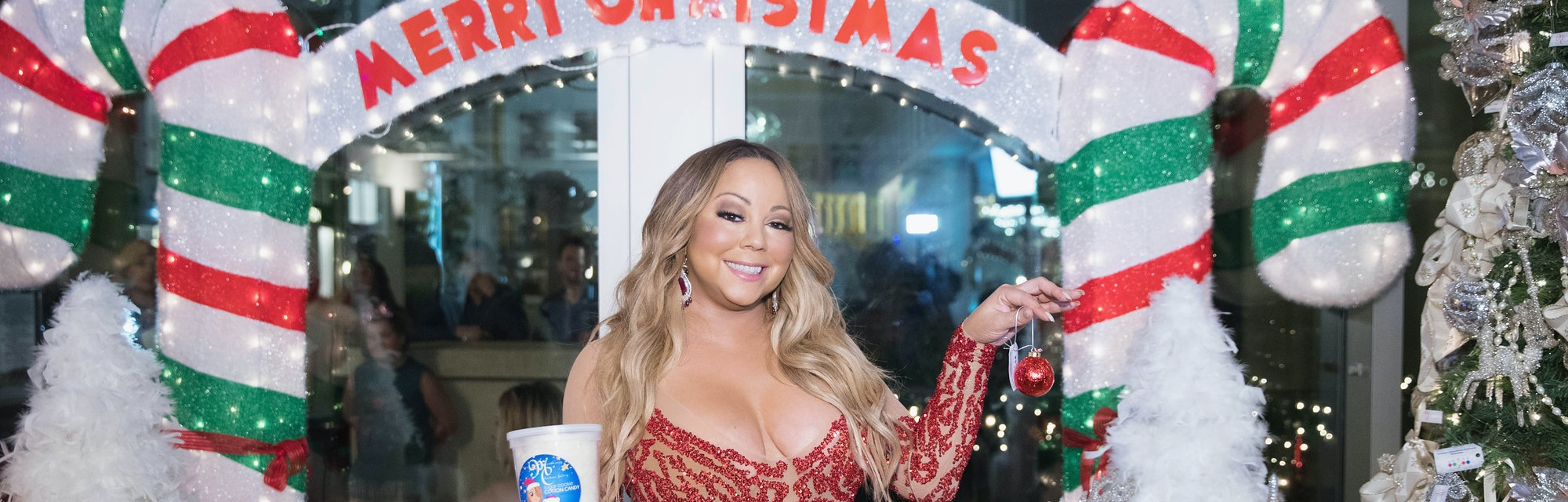 Mariah Carey is saving Christmas with a new AppleTV+ Christmas special.