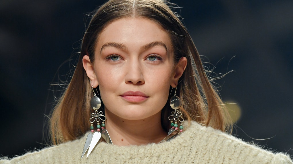 Gigi Hadid's Thanksgiving 2020 photos with her baby will make you melt.