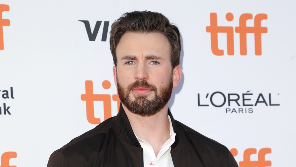 This video of Chris Evans being scared on Thanksgiving is the best gift.