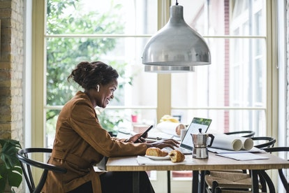 How to unplug at the end of the day when you work from home, according to experts