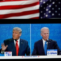 Neither Biden or Trump were ready for the election's surprise issue