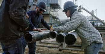 The future of the oil and gas industry remains uncertain, with mostly downward signals.