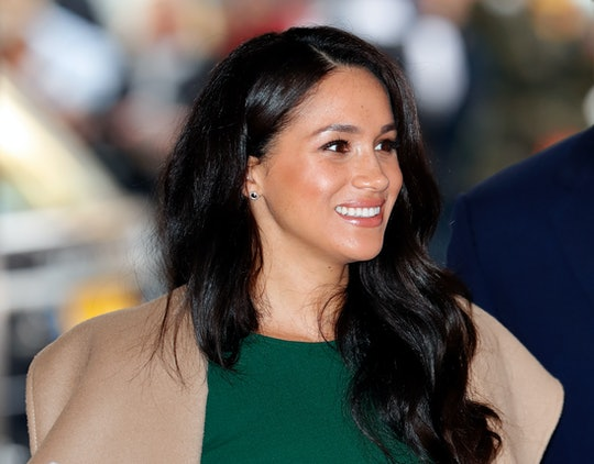 Meghan Markle is the first modern royal to vote in a U.S. election.