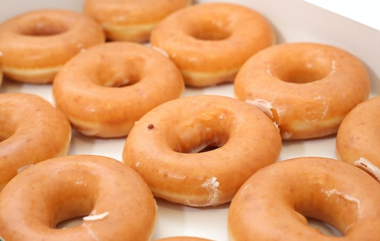 Krispy Kreme is offering free doughnuts on Election Day.