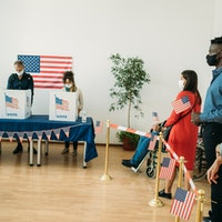 Why do voting machines break on election day?