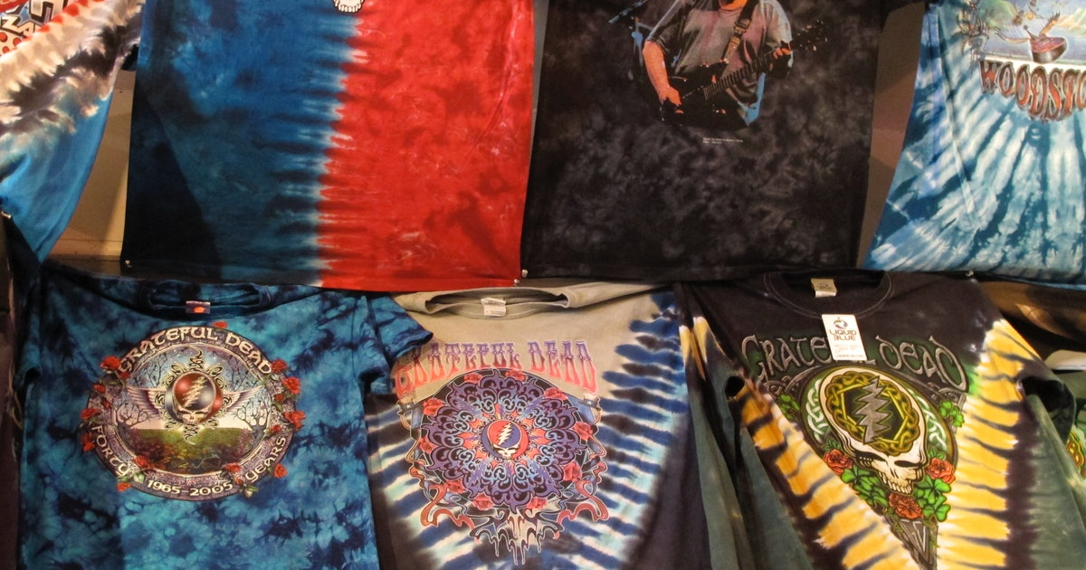 Alive, again: How Grateful Dead became streetwear icons