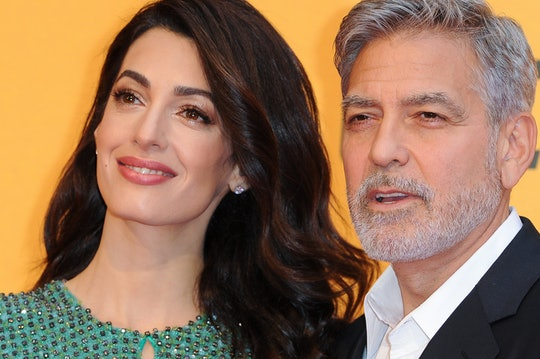 George Clooney recently admitted that he was left speechless by the news that he and his wife Amal were expecting twins.