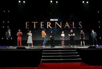 eternals thanos movie connection mcu
