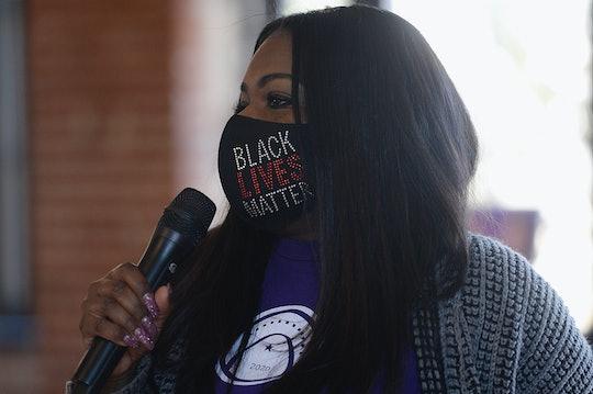 Cori Bush made history as the first Black Congresswoman from Missouri.