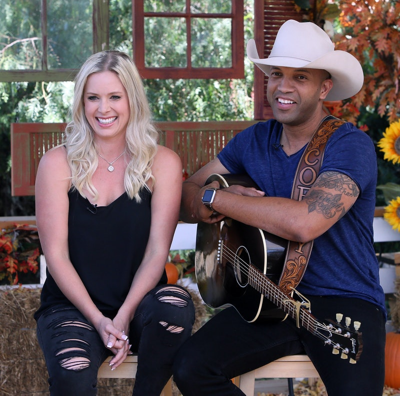 What to know about 'Country Ever After' reality TV star Criscilla Anderson (pictured here with husband Coffey Anderson).