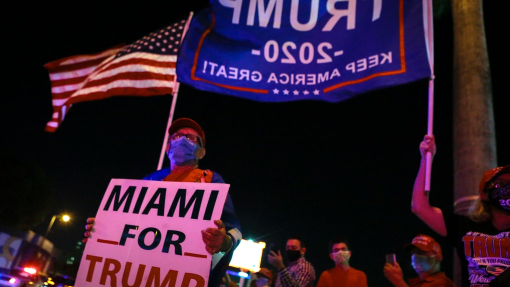 These tweets about Florida on Election Night 2020 will make you so anxious.