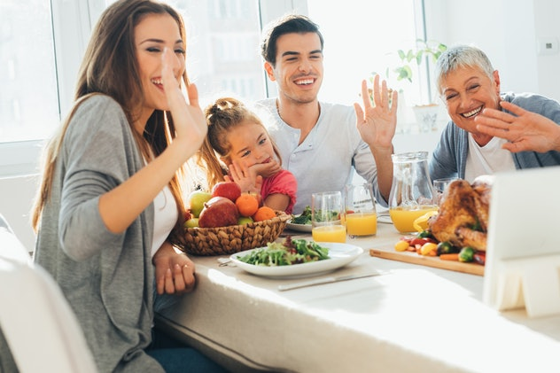 Connect with loved ones from a distance with these tips for a successful virtual Thanksgiving.