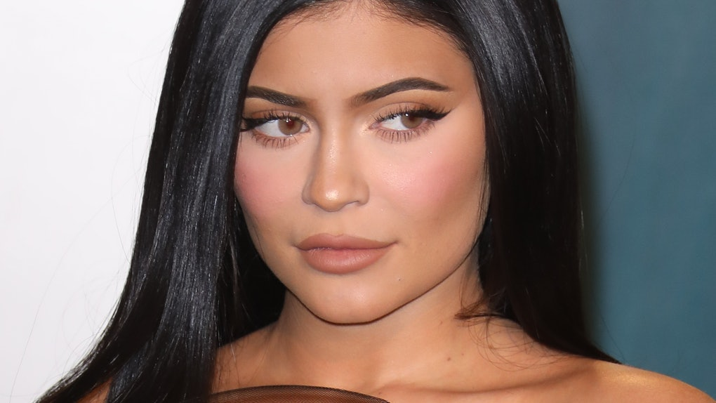 Kylie Jenner hits the red carpet.